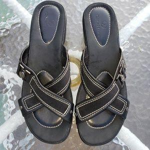 Cole Haan Black Sandals Size 8.5B